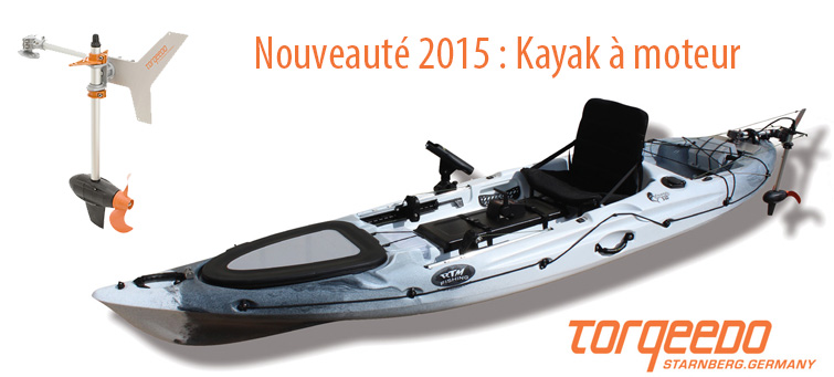 nouveaut 2015 les kayaks moteurs rtm torqeedo. Black Bedroom Furniture Sets. Home Design Ideas